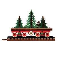 Ginger Cottages - Santa's Steam Engine