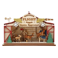 Ginger Cottages - Reindeer Flight School