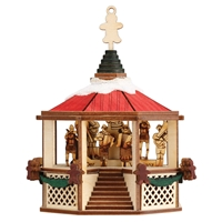 Ginger Cottages - Oompah Gazebo