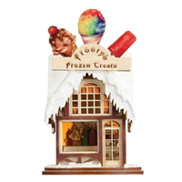 Ginger Cottages - Frosty's Treat Shop