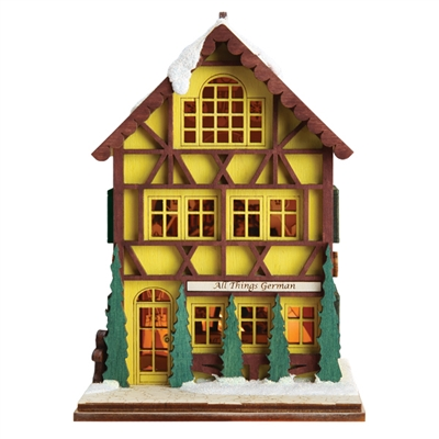 Ginger Cottages - All Things German