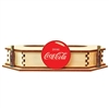 Ginger Cottages - Coca-Cola - Large Tealight Display