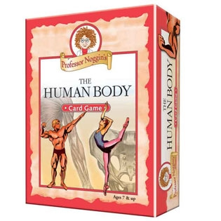 Professor Noggin's The Human Body Card Game