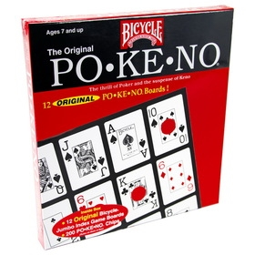 Bicycle® Original Po-Ke-No® Cards