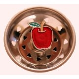 Linda Lou Apple Kitchen Strainer