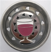 Linda Lou Vino Kitchen Strainer