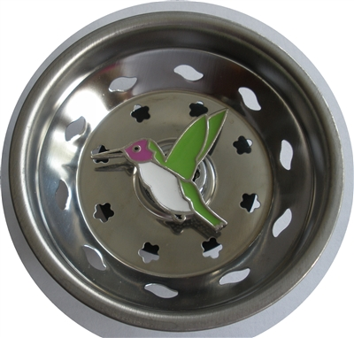 Linda Lou Hummingbird Kitchen Strainer