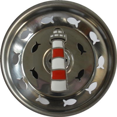 Linda Lou Lighthouse Kitchen Strainer