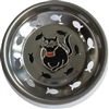 Linda Lou Black Kitty Kitchen Strainer