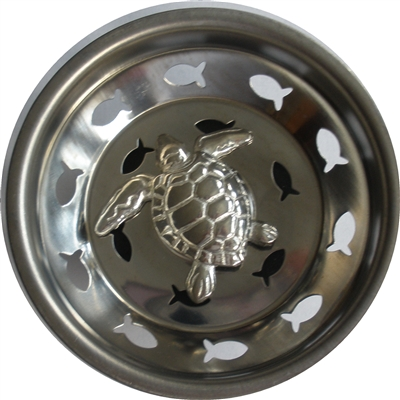 Linda Lou Sea Turtle Kitchen Strainer