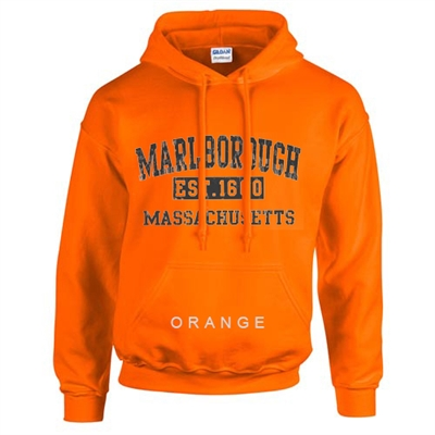 Marlborough Hoodie - Established