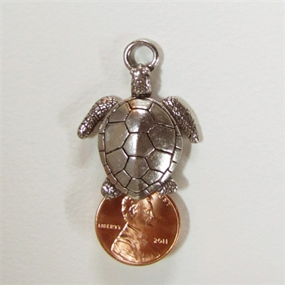 Markie Moose Sea Turtle Lottery Scratcher