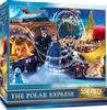 Puzzle - The Polar Express Train 550 Piece Jigsaw Puzzle
