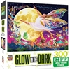 Puzzle - Glow in the Dark Moon Fairy Large 300
