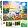 Puzzle - Glow in the Dark Bedtime Stories Large 300 Piece