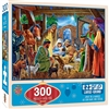 Puzzle - Holiday Away in a Manger