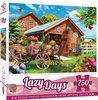Puzzle - Lazy Days - Flying to Flower Farm