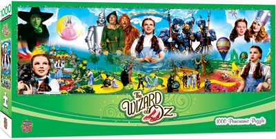 Puzzle - The Wizard of Oz Panoramic