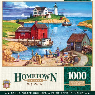 Puzzle - Hometown Gallery - Ladium Bay