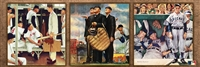 Puzzle - Norman Rockwell Cooperstown Panoramic