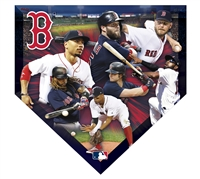 Puzzle - Red Sox Shape Puzzle
