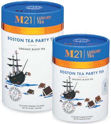 Metropolitan Tea - Boston Tea Party