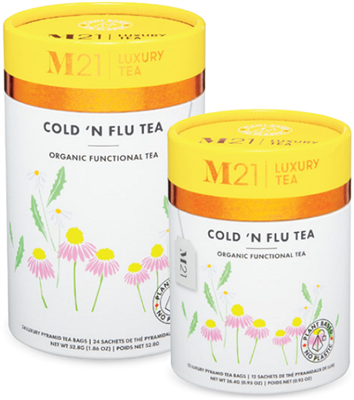 Metropolitan Tea - Cold and Flu