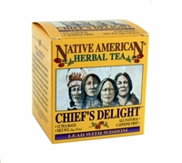 Native American Tea - Chief's Delight