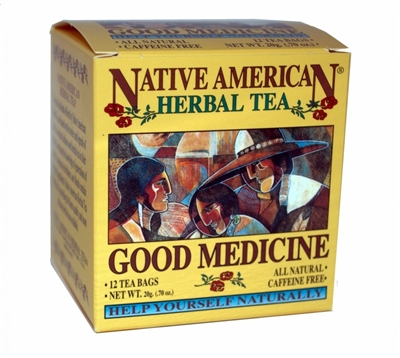 Native American Tea - Good Medicine