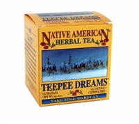 Native American Tea - Teepee Dreams