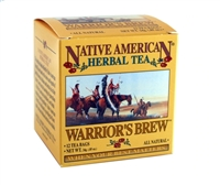 Native American Tea - Warrior's Brew