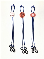 OCD Mask Lanyards Sports Collection