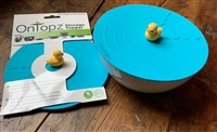 "OnTopz - 6.5"" Rubber Duck Food Topper"