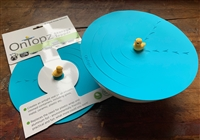 "OnTopz - 9"" Rubber Duck Food Topper"