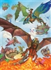 Puzzle - Dragon Flight
