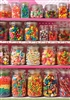 Puzzle - Candy Shelf