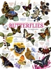 Puzzle - Butterfly Collection