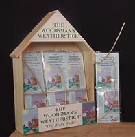 Weather Sticks (set of 4)