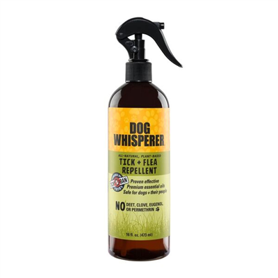 All Natural Tick & Flea Repellent-16oz