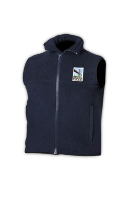Fleece Vest - Kids Golden Gate National Parks