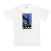 T-Shirt - Golden Gate Bridge