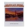 Puzzle-Golden Gate Bridge Sunset Beach