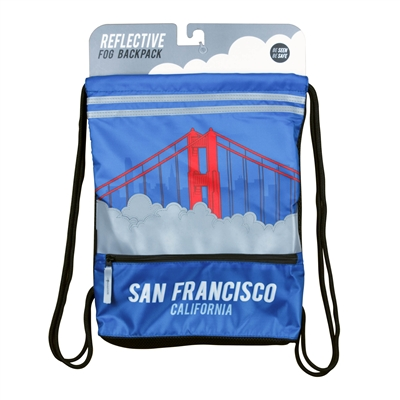 Bag - Reflective Fog Backpack