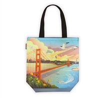 Tote Golden Gate Bridge