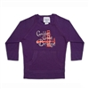 T-Shirt - Kids Golden Gate Bridge - Purple