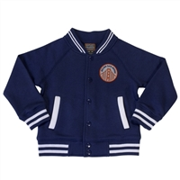 Toddler Varisty Jacket-Golden Gate Bridge