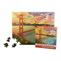 Mini Puzzle - Golden Gate Bridge