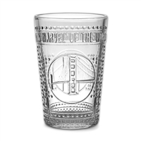Drinking Glass - Golden Gate Bridge - Clear