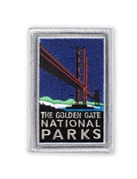 Patch - Golden Gate Bridge