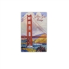 Magnet - Golden Gate Bridge and Ship